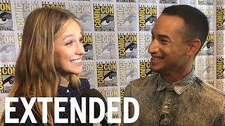 Melissa Benoist Talks 'Supergirl' Season 3 | EXTENDED