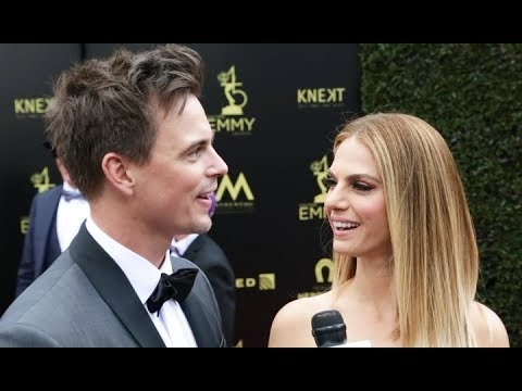 Daytime Emmys 2018: Darin Brooks and Kelly Kruger