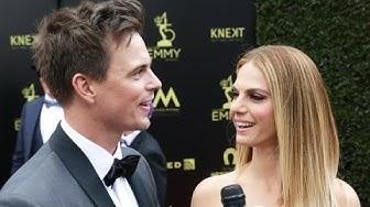Daytime Emmys 2018: Darin Brooks and Kelly Kruger