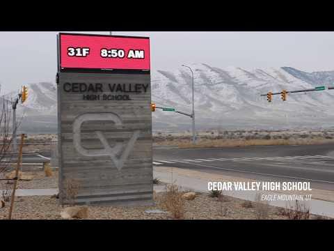 Cedar Valley High School - Eagle Mountain, UT