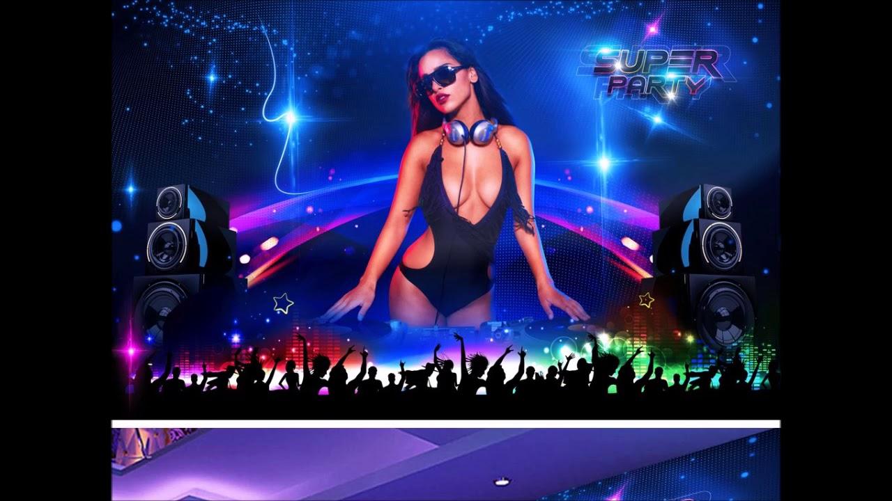 China DJ music electro house show dance 全英文重低音秀舞串燒專輯 - YouTube