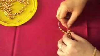 Bead Craft - A Table Mat
