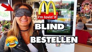 BLIND bei McDONALDS bestellen !!   TBATB