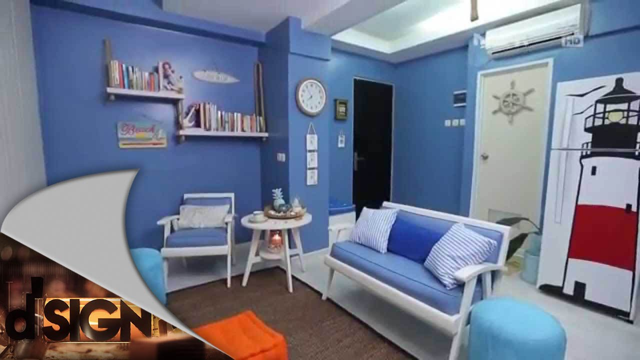 DSign  Room Make Over Beach House Decorating Ideas  YouTube
