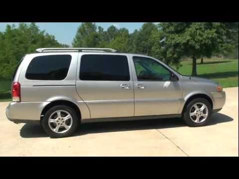Sold Chevrolet Uplander Lt Tv Dvd Loaded For