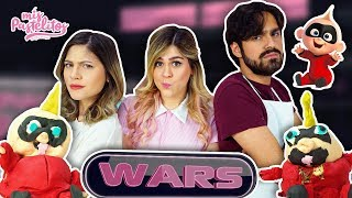 Mix - HERMANO VS CUÑADA | MIS PASTELITOS WARS | CAPÍTULO 1