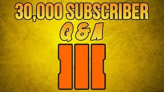 30 000 subscriber q and a   b03 multiplayer gameplay