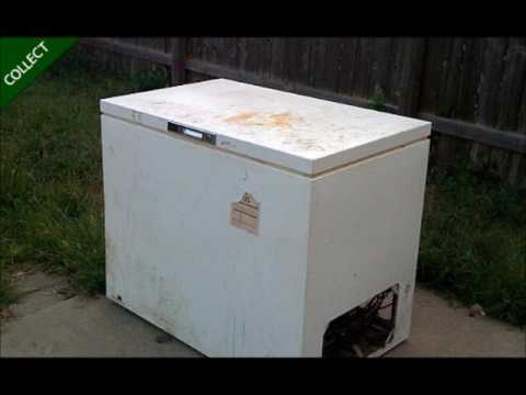 Appliance Removal: Old Freezer Removal Omaha 402 810 6319 Freezer Haul Away