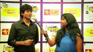 MIRCHI MUSIC AWARDS SOUTH 2014 – SIVAKARTHIKEYAN ON THE RED CARPET OF MIRCHI MUSIC AWARDS 2014 Vijay tv 06-09-2015