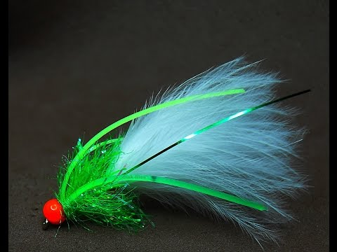 Tying A Hot Flexi Cat's Whisker Lure  by mak