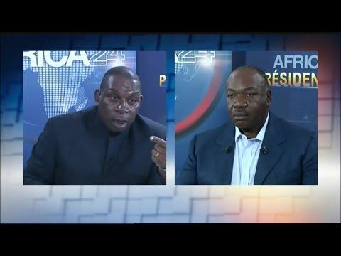 DÉBATS - Élection présidentielle Gabon: Interview du candidat Ali Bongo Ondimba - 25/08/2016 (2/4)
