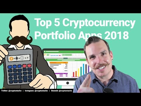 Top 5 Cryptocurrency Portfolio Apps To Manage Your Coins In 2018