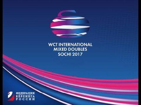WCT INTERNATIONAL MIXED DOUBLES SOCHI 2017