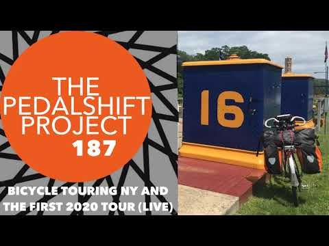the-pedalshift-project-187:-bicycle-touring-ny-and-the-first-tour-of-2020-(live)