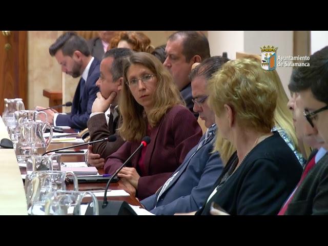 Pleno Municipal. Sesión Ordinaria Nº 3/2017