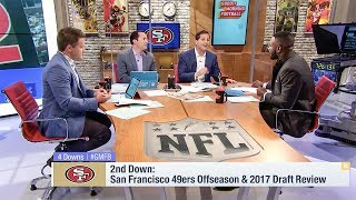 Peter Schrager Reviews 49ers Offseason and Draft