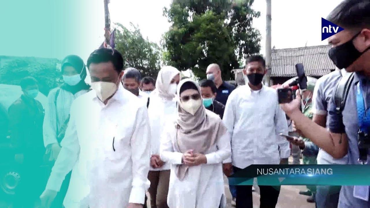 Calon Wali Kota Tangsel Siti Nur Azizah Nyoblos di TPS 08