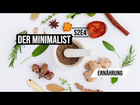 DER MINIMALIST | ERNÄHRUNG