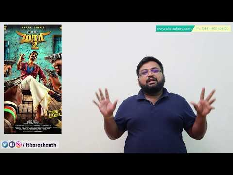 Maari 2 review by Prashanth