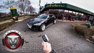 Jaguar F Pace by Arden Review POV Test Drive