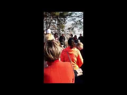 Жители села в Ростовской области вышли на митинг против закрытия больницы 11.11.2019