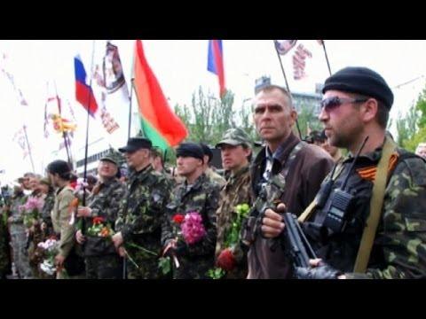 Donezk: Pulverfass unter