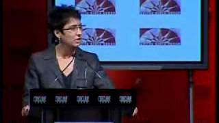 Irshad Manji speech at India Today Conclave 2009