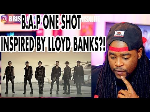 B.A.P - ONE SHOT M/V | Was This Song Inspired By Lloyd Banks On Fire?! | Reaction!!!