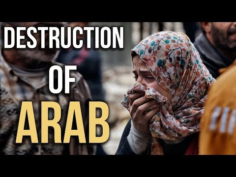 """Horrific Prophecy"" on Arab persecution 