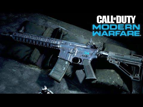 NEW Gunsmith Teaser For Modern Warfare! (More Details!)