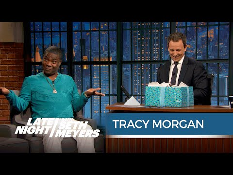Tracy Morgan's Gift for Seth's New Baby