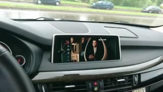 BMW F15 NBT EVO ZOOM VIDEO from USB