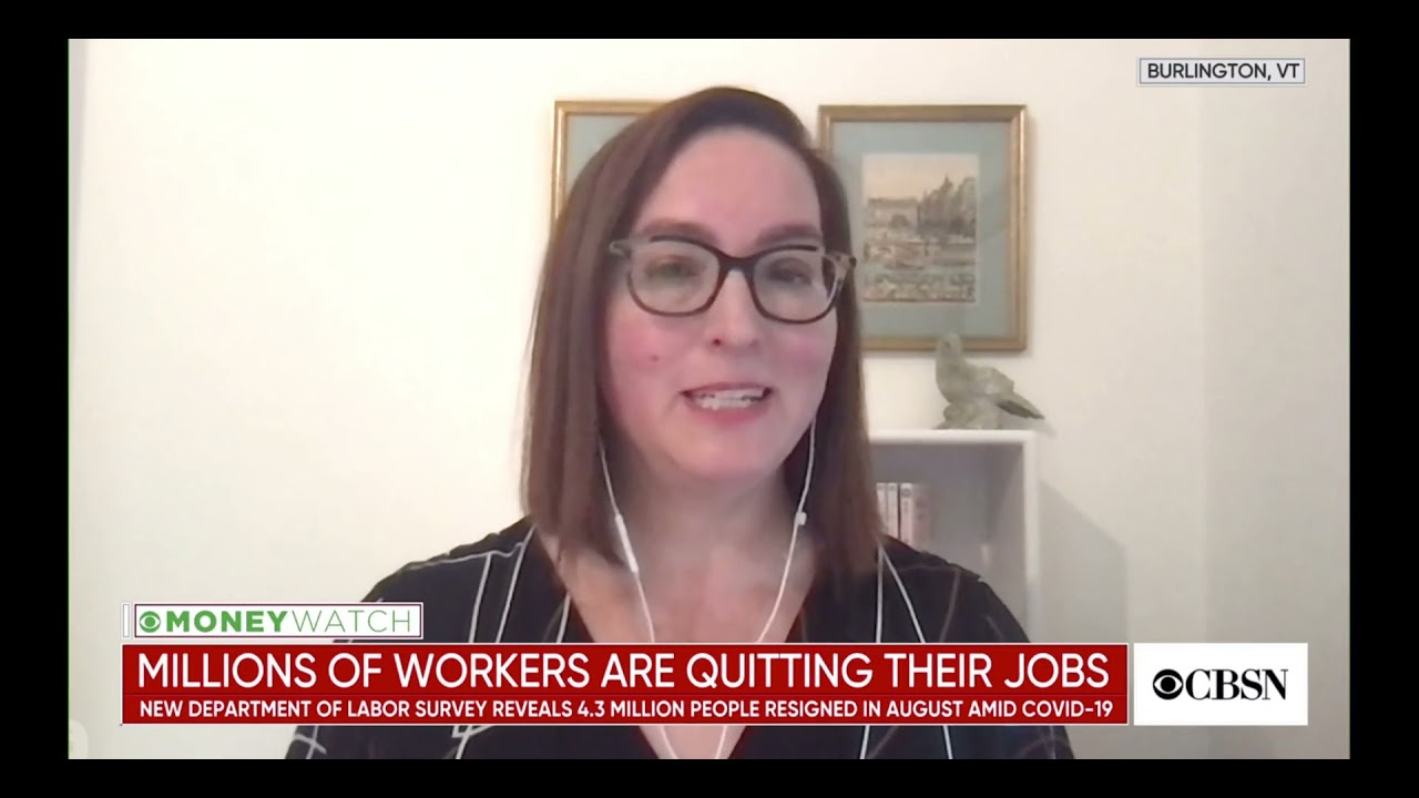 Women Outpace Men In Leaving The Workforce