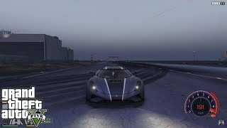 GTA 5 MOD - DRAG RACING - NO COMMENTARY (GTA 5 REAL LIFE PC MOD) 4K