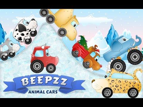 Kids Car Racing game - Beepzz