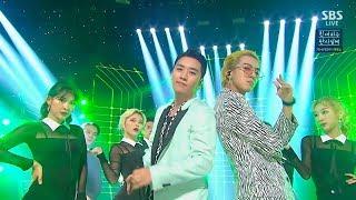 SEUNGRI - 'WHERE R U FROM (feat.MINO)' 0722 SBS Inkigayo
