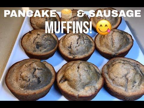 Pancake & Sausage Muffins! Weight Watchers Freestyle 2018