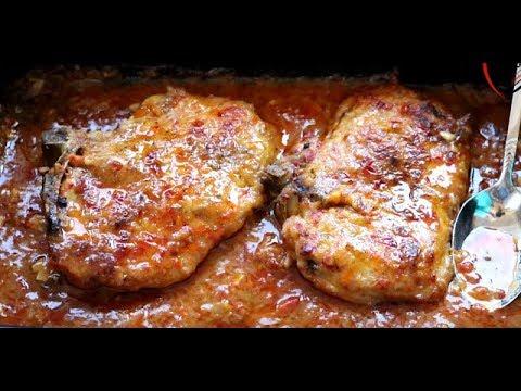 Bakina kuhinja - kako spremiti sočne krmenadle prsti se ližu