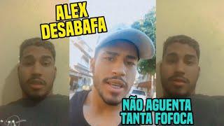 ALEX MARTINS NAO AGUENTA DE TANTA FOFOCA😱