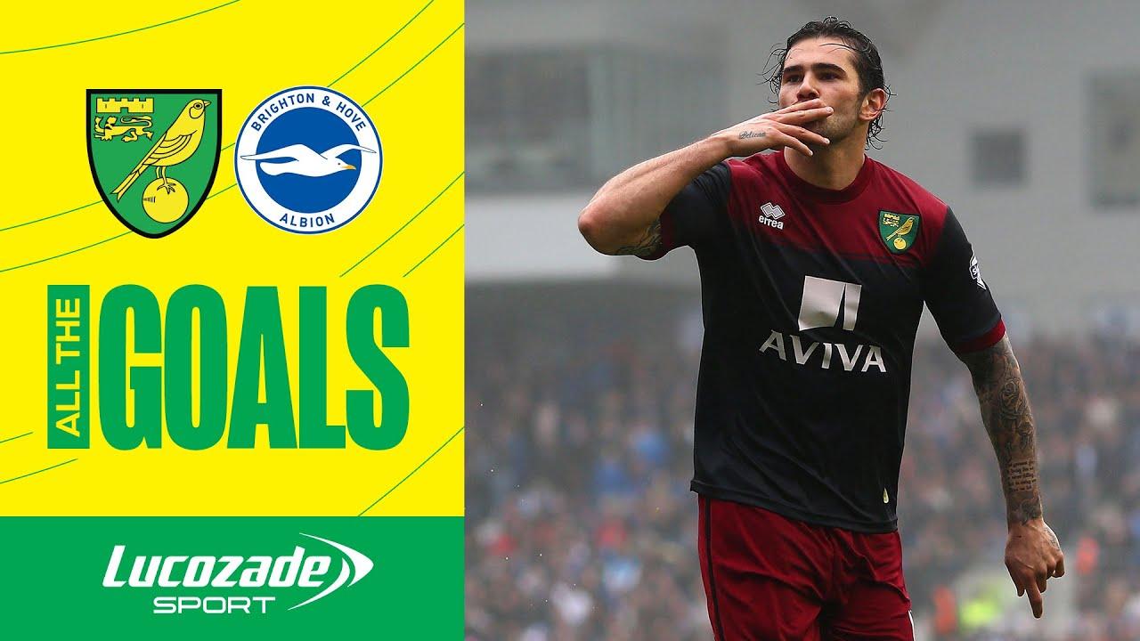 CHEEKY HOLT LOB, BRAD JOHNSON SCREAMER 😱   All The Goals   Brighton
