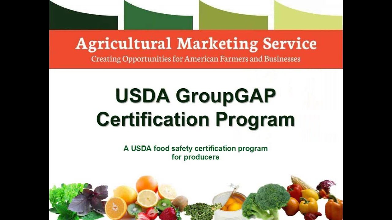 GroupGAP: USDA's New Cooperative Approach to Farmer Food