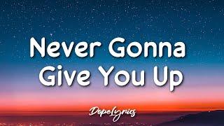 Download Never Gonna Give You Up - Rick Astley (Lyrics) 🎵