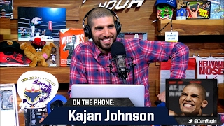 Kajan Johnson Explains 'Amazing' Turn of Events at UFC Retreat