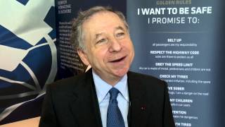 Interview with Jean Todt