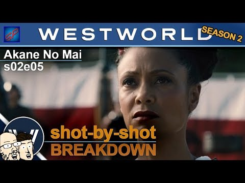 "Westworld s02e05 ""Akane No Mai"" Shot-by-Shot Recap, Review & Discussion"