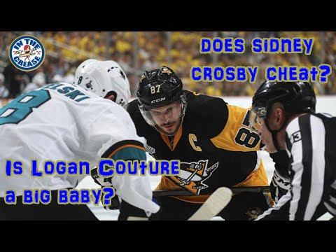 Logan Couture claims Sidney Crosby cheats!
