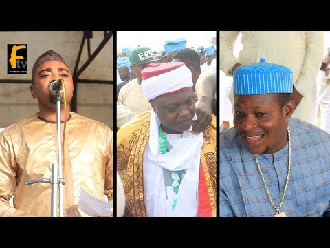 SAUTI AREWA BLOW UP STAGE WITH LOVELY ISLAMIC MUSIC FOR AGBEDE, MURI EPO, KUNLE POLY AND OTHERS