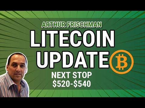 Litecoin (LTC) Price Update - Technical Analysis - Strong Upside