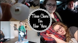 Cork In The Milk ♥ Three Cheers For New Years ♥ 3