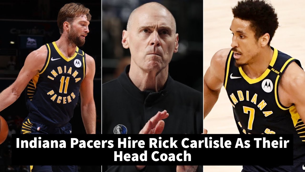 Pacers hiring Rick Carlisle as new head coach: Sources
